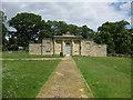 SE6083 : Former folly, Duncombe Park by Pauline E