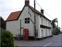 TM4077 : The Lord Nelson Public House by Adrian Cable