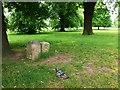 TQ2680 : Parish Stones, Kensington Gardens by Des Blenkinsopp