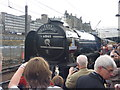 NT2673 : SRPS Forth Circle Steam Special 2013 : Photographers at Edinburgh Waverley by Richard West