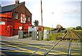 SE4220 : Featherstone station, 1993 by Ben Brooksbank
