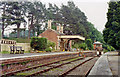 SO6058 : Fencote station (preserved), 1992 by Ben Brooksbank