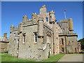 ND2973 : The Castle of Mey by Jennifer Jones