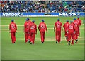ST1777 : England take to the field by Richard Hoare