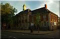 TQ3389 : Former Tottenham County School building (1913) by Julian Osley