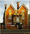 TQ3389 : Former school building, Tottenham by Julian Osley