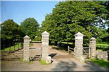 SK1751 : Tissington Gates by Graham Horn