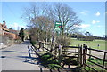 TQ5567 : Darent Valley Path off Franks Lane by N Chadwick