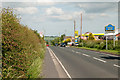 NZ1828 : B6282 entering Etherley Moor by Trevor Littlewood