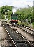 TQ4023 : Engine No. 263 at Sheffield Park by Stefan Czapski