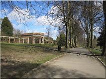 SE2955 : Harrogate - Valley Gardens by Alan Heardman