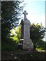 SX3081 : South Petherwin War Memorial by Rod Allday
