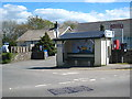 SX3081 : Bus shelter in South Petherwin by Rod Allday