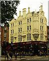 "TQ2981 : ""Rising Sun"" public house, Tottenham Court Road by Julian Osley"