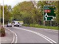 SP2566 : Westbound A4177 (Birmingham Road) near Hatton Park by David Dixon