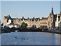 NT2776 : The Shore, Leith by Alan Murray-Rust