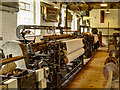 SJ8382 : Weaving at Quarry Bank Mill by David Dixon