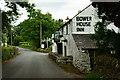 NY1300 : Bower House Inn, Eskdale Green, Cumbria by Peter Trimming