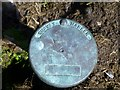 HU6772 : Survey Marker, North Hill by Rude Health