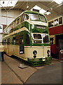SK3454 : National Tramway Museum - Blackpool Corporation Balloon Car 249 by David Dixon