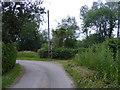 TM4780 : Kiln Road & footpath by Geographer