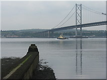 NT1279 : Firth of Forth at North Queensferry by M J Richardson