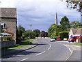 TF1505 : High Street, Glinton by Paul Bryan