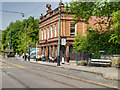 SK3454 : Crich Tramway Village, The Red Lion Inn by David Dixon