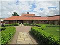SE6943 : Carmelite Monastery - Thicket Priory by Betty Longbottom