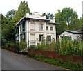 SO4939 : Grade II listed former Broomy Hill Waterworks Lodge, Hereford by Jaggery