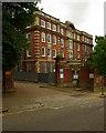 TQ2887 : Furnival House, Cholmeley Park (1916) by Julian Osley