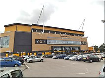 SO9199 : The Stan Cullis Stand by Gordon Griffiths