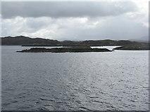 NG1993 : Bràigh Mòr in Loch an Tairbeairt by M J Richardson