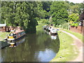 SO8483 : Kinver Canal View by Gordon Griffiths