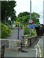 NS3865 : National Cycle Network Route 75 by Thomas Nugent