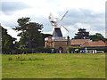 TQ2372 : Wimbledon Common: windmill by Dr Neil Clifton