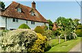 TQ8327 : Weatherboarded cottage, Newenden, Kent (2) by nick macneill