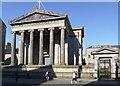NT2673 : Surgeons' Hall, Nicholson Street by Alan Murray-Rust
