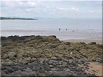 NT4884 : Black Rocks and Gullane Bay by Jim Barton