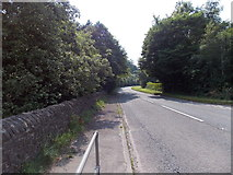SO2956 : A44 heads west towards Floodgates, Kington by Jaggery