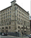 NS5865 : Former North British and Mercantile Building by Thomas Nugent