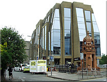 NS5766 : The Clydesdale Bank building at Charing Cross by Thomas Nugent