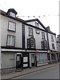 SO2956 : Former Chained Swan Inn, Kington by Jaggery
