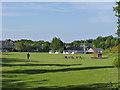 NT0874 : Recreation ground, Winchburgh by Alan Murray-Rust