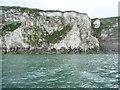 TA2173 : Cliffs near Dykes End by Christine Johnstone