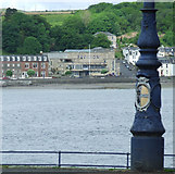 NS0964 : Rothesay lamppost by Thomas Nugent