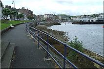 NS0964 : Rothesay Promenade by Thomas Nugent