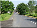 NY9913 : The former A66 at Bowes by Peter Wood
