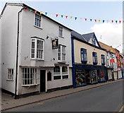 SO2956 : The Lamb Inn, Kington by Jaggery