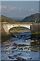 SN5780 : Afon Ystwyth by Ian Capper